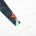 Мужская рубашка Carhartt WIP Raymond Oxford White/Tropic Print фото- 5