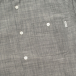 Carhartt WIP Robert Yarn Chambray Men's Shirt Black Rinsed photo- 2