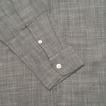 Carhartt WIP Robert Yarn Chambray Men's Shirt Black Rinsed photo- 3