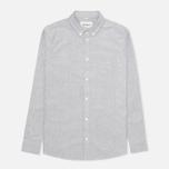Мужская рубашка Carhartt WIP Rogers Oxford Black фото- 0