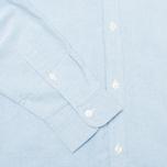 Мужская рубашка Carhartt WIP Rogers Oxford Columbia фото- 4