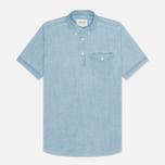 Мужская рубашка Carhartt WIP Roy Chambray Indigo Bleached фото- 0