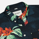Мужская рубашка Carhartt WIP Roy Poplin Tropic Print фото- 1