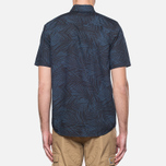 Мужская рубашка Carhartt WIP Short Sleeve Cayman Dark Blue фото- 3