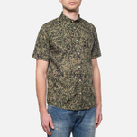 Carhartt WIP Short Sleeve Fuller Camo Stain Green photo- 0