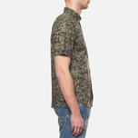 Carhartt WIP Short Sleeve Fuller Camo Stain Green photo- 1