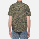 Carhartt WIP Short Sleeve Fuller Camo Stain Green photo- 3