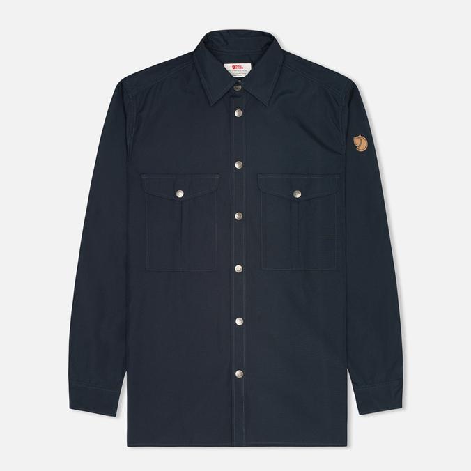 Мужская рубашка Fjallraven Greenland Dark Navy