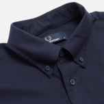 Fred Perry Classic Oxford Shirt Navy photo- 1