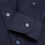 Fred Perry Classic Oxford Shirt Navy photo- 4