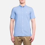 Fred Perry Double Dots Short Sleeve Turquoise photo- 0