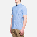 Fred Perry Double Dots Short Sleeve Turquoise photo- 1