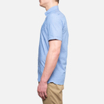 Fred Perry Double Dots Short Sleeve Turquoise photo- 2