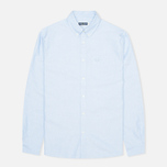 Мужская рубашка Fred Perry Laurel Oxford Sky фото- 0