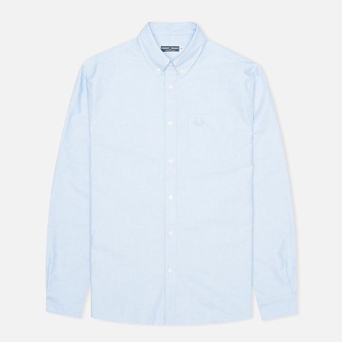 Мужская рубашка Fred Perry Laurel Oxford Sky