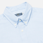 Мужская рубашка Fred Perry Laurel Oxford Sky фото- 1