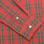 Мужская рубашка Fred Perry Laurel Stewart Tartan Red фото- 3