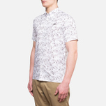 Fred Perry Whitsun Weekend Short Sleeve White photo- 1