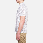 Fred Perry Whitsun Weekend Short Sleeve White photo- 2