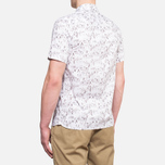 Fred Perry Whitsun Weekend Short Sleeve White photo- 3