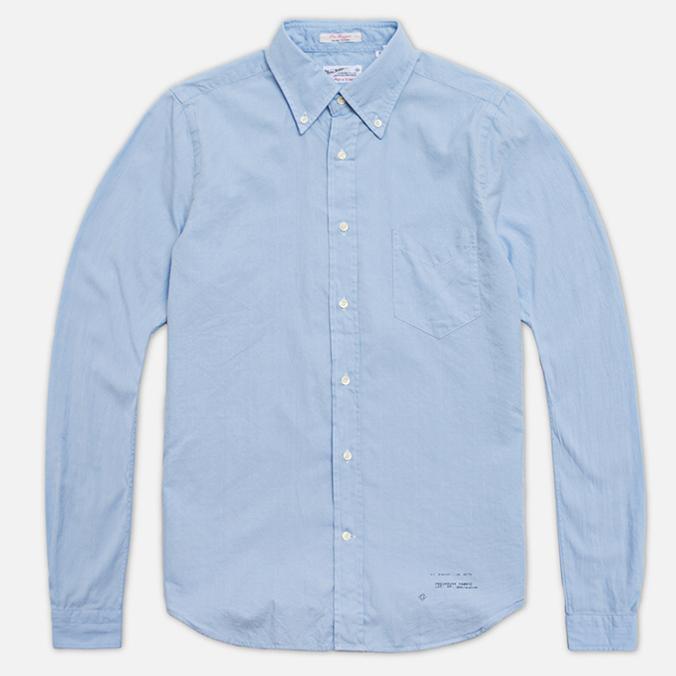 Gant Rugger Dreamy Oxford Shirt Sea Blue