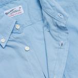Gant Rugger Dreamy Oxford Shirt Sea Blue photo- 2