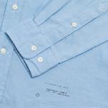 Gant Rugger Dreamy Oxford Shirt Sea Blue photo- 3
