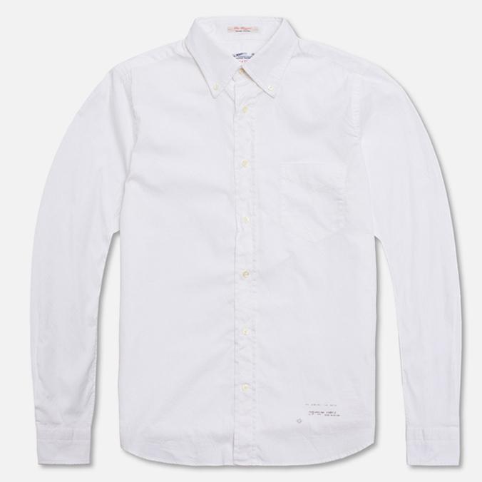 Gant Rugger Dreamy Oxford Shirt White