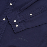 Мужская рубашка Gant Rugger Fluffy Oxford French Navy фото- 3