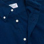 Gant Rugger Indigo Oxford Shirt Dark Indigo photo- 2