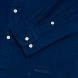 Gant Rugger Indigo Oxford Shirt Dark Indigo photo- 3