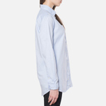 Gant Yale Co-Op Oxford Sea Blue photo- 1