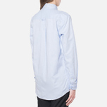Gant Yale Co-Op Oxford Sea Blue photo- 2
