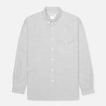Мужская рубашка Garbstore Fall Blue фото- 0