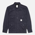 Мужская рубашка Garbstore Flight Navy фото- 0