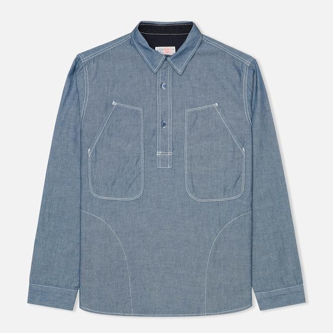 Мужская рубашка Garbstore Pullover Blue