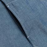 Мужская рубашка Garbstore Pullover Blue фото- 3