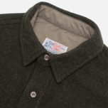 Мужская рубашка Garbstore Pullover Green фото- 1