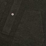 Мужская рубашка Garbstore Pullover Green фото- 2