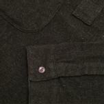 Мужская рубашка Garbstore Pullover Green фото- 4