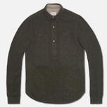 Мужская рубашка Garbstore Pullover Green фото- 0