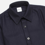 Gloverall Classic Original Check Shirt Navy photo- 1