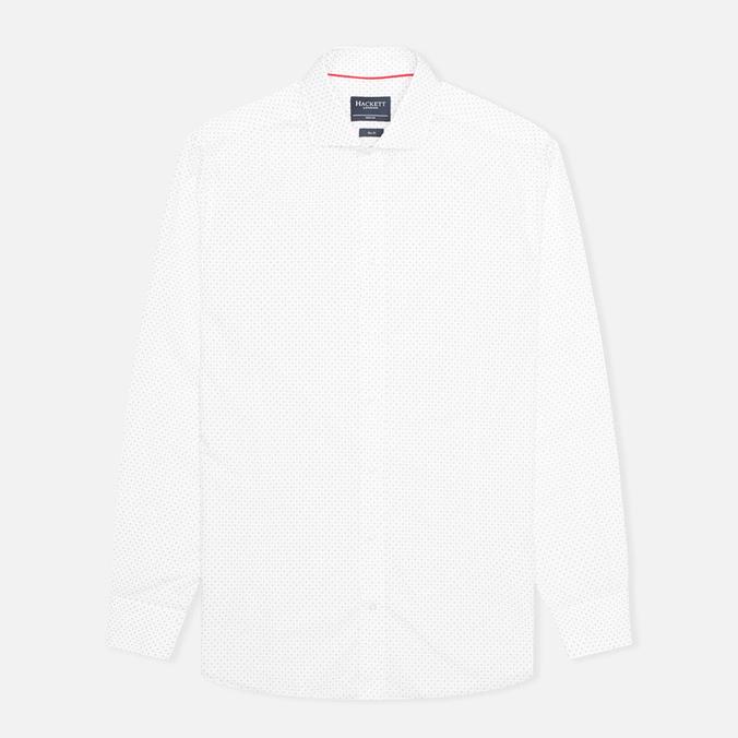 Мужская рубашка Hackett Ditsy Print Blue/Red