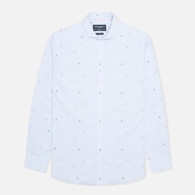 Мужская рубашка Hackett Multi Dobby Sky