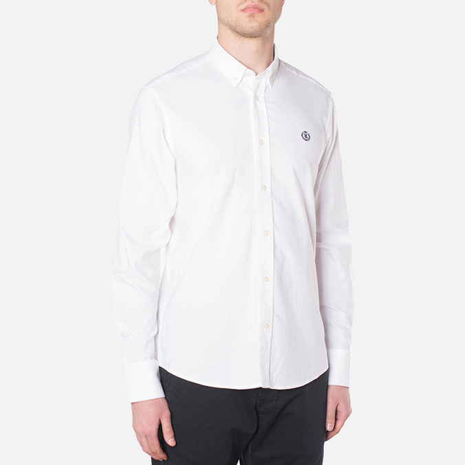 Мужская рубашка Henri Lloyd Henri Club Regular White