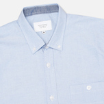 Мужская рубашка Kommon Universe Revolve Blue/White фото- 1