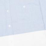 Мужская рубашка Kommon Universe Revolve Blue/White фото- 2
