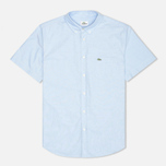 Lacoste Classic Fit Short Sleeve Men's Shirt Naval photo- 0
