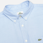 Lacoste Classic Fit Short Sleeve Men's Shirt Naval photo- 1