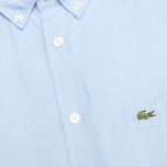 Lacoste Classic Fit Short Sleeve Men's Shirt Naval photo- 2